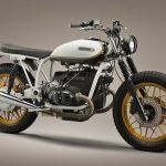 Moto vintage occasion