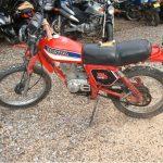 Moto honda 125 occasion