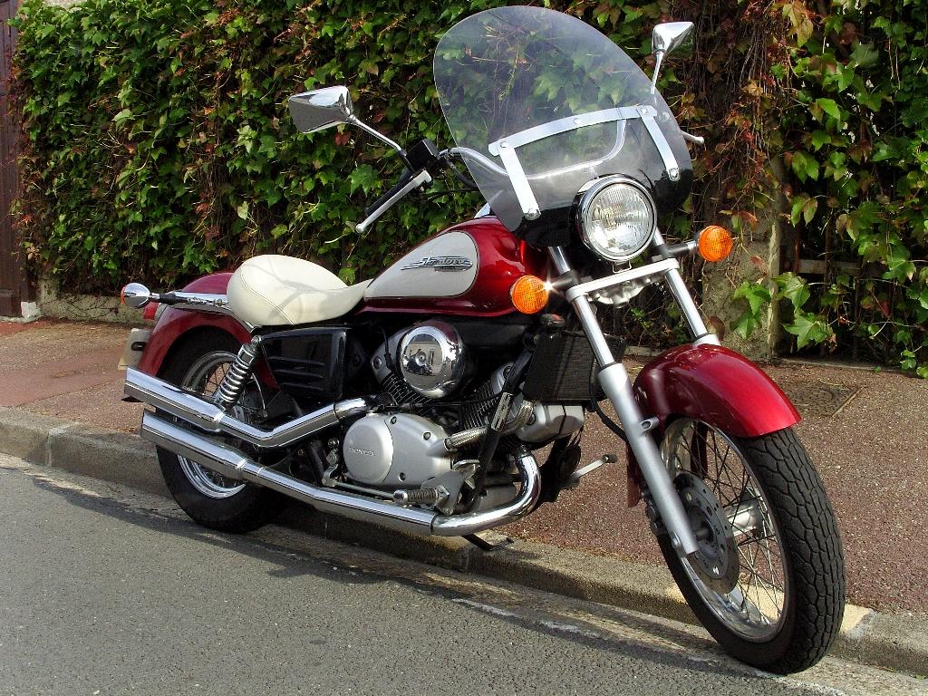 moto 125 custom occasion honda univers moto
