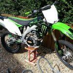 Moto cross 125 occasion