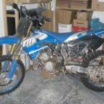 Moto 125 a vendre
