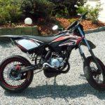 Moto occasion 50cc