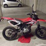 Achat moto 50cc occasion