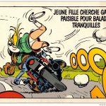 Cherche moto