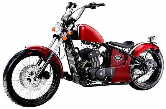 moto 125 custom occasion univers moto. Black Bedroom Furniture Sets. Home Design Ideas