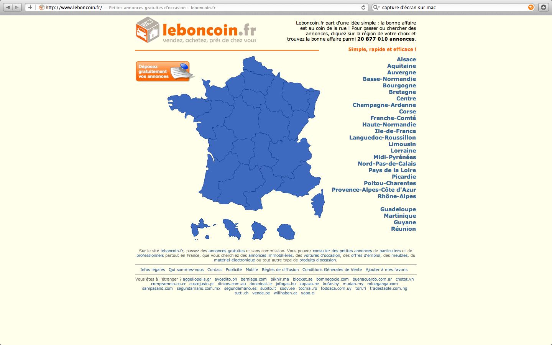 Le Bon Coin Auto Occasion Univers Moto # Le Bon Coin Occasion