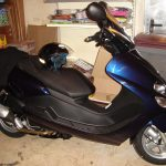 Scooter 125 a vendre