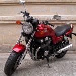 Moto roadster occasion