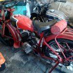 Vente de motos anciennes