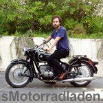 Moto ancienne 125 cm3 a vendre