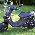 Scooter à vendre
