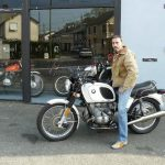 Ancienne moto occasion