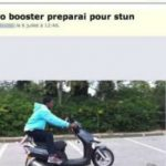 Annonce scooter