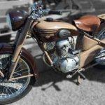 Moto ancienne occasion 125 cm3