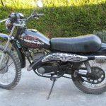 Moto 125 harley davidson occasion