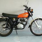 Moto ancienne 125 occasion
