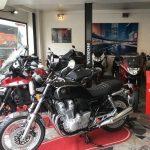 Concessionnaire moto honda occasion paris