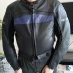 Blouson cuir moto richa