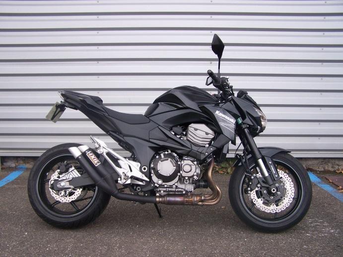 Moto occasion z800e
