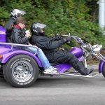 Moto a trois roues