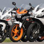 Moto 125 sportive occasion