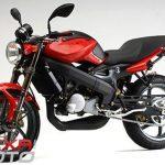 Moto 125 pas cher