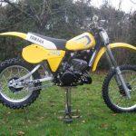 Moto enduro occasion ancienne