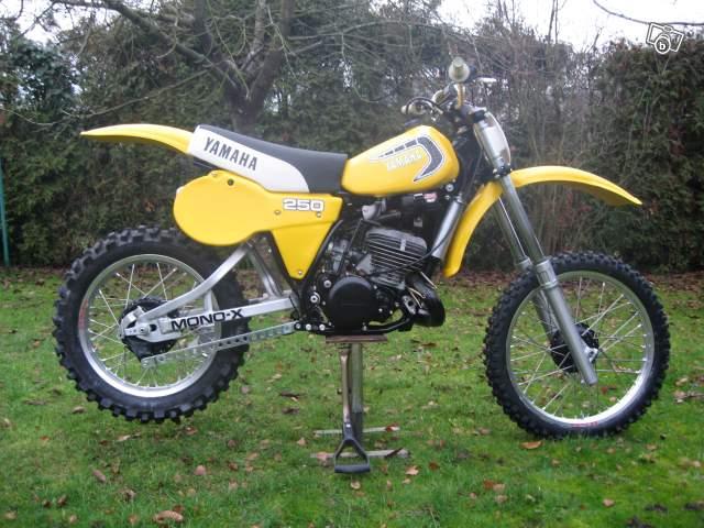 Moto cross a acheter