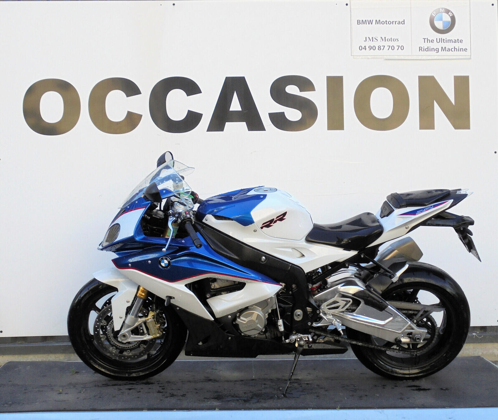 Bmw moto occasion 78