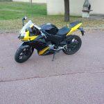 Moto 50cc occasion valais