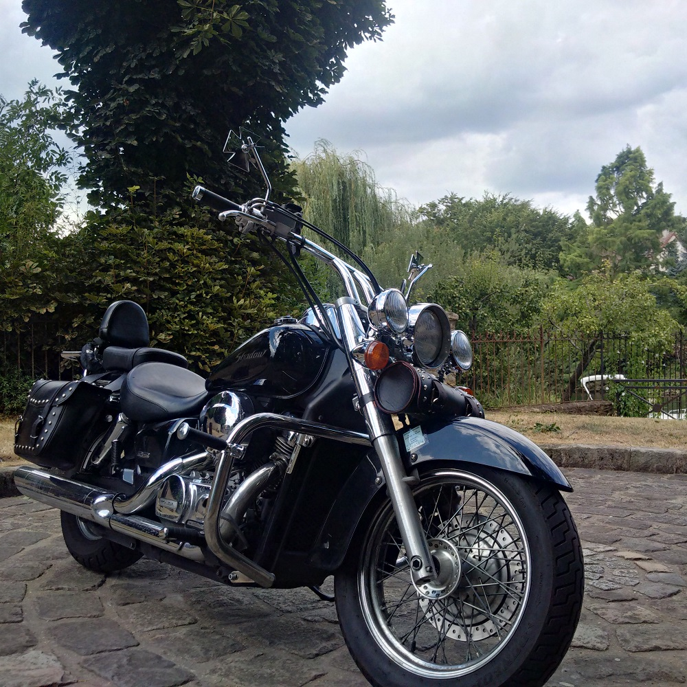 Moto occasion honda custom
