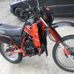 Moto occasion yamaha dt 125