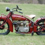 Moto indian ancienne occasion