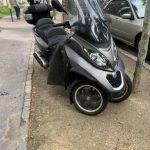 Scooter occasion region parisienne