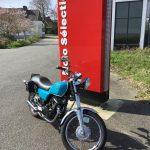Moto 125 custom occasion bretagne
