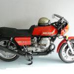 Moto guzzi collection occasion