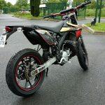 Moto 50cc occasion paca