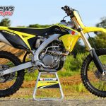 Moto cross occasion 250 rmz