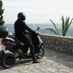 Cote de scooter