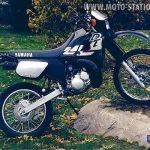 Yamaha 125 enduro occasion
