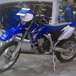 Moto enduro occasion yamaha 450 wrf