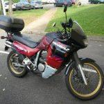 Moto trail 600 occasion