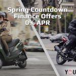 Promotion moto yamaha