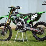 Prix moto cross 125 neuve