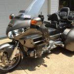 Occasions motos honda goldwing