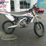 Motocross usagé a vendre