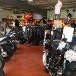 Magasin de moto a vendre