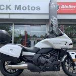 Occasion professionnel moto