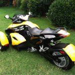 Moto 3 roues occasion belgique