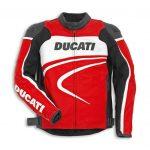 Blouson moto ducati corse textile